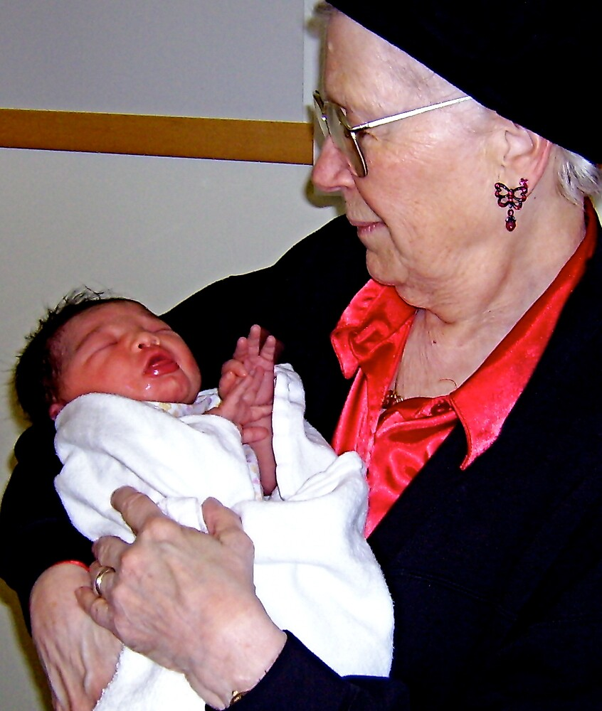 Great Grandmother by Cyndi Keeley