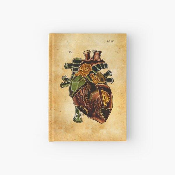 Ticker Hardcover Journal
