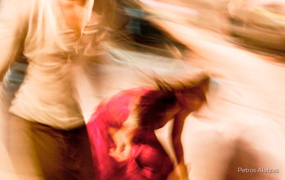 Dancing colours by Petros Alatzas