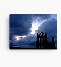 The Abbey Canvas Print
