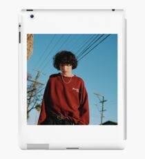 Finn Wolfhard photoshoot merch iPad Case/Skin