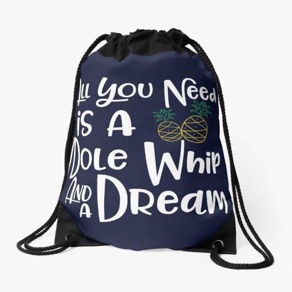 Dole Whip Dreams Drawstring Bag