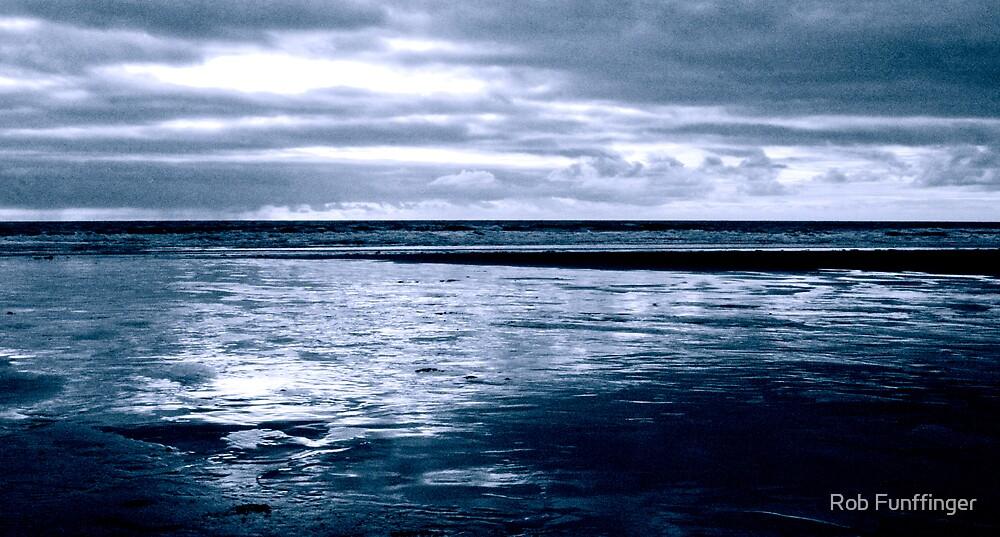 Dunraven Bay by Rob Funffinger