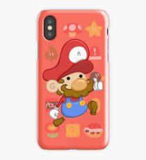 Itsa Me Mario iPhone Case/Skin