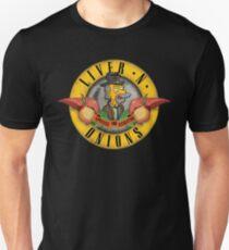 Liver N Onions  Unisex T-Shirt