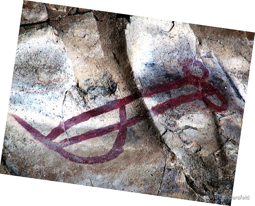 HELP with this pictograph meaning? by Dave Sandersfeld
