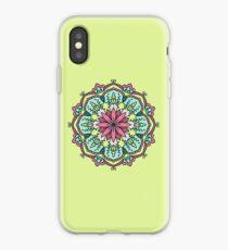 Mandala - Circle Ethnic Ornament iPhone Case