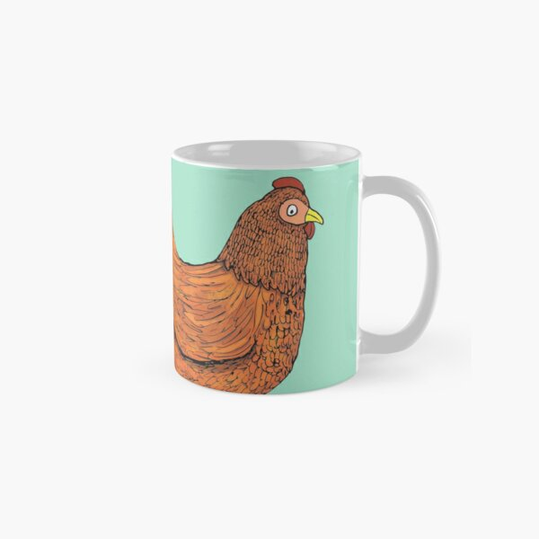 Rhode Island Red Chicken Classic Mug