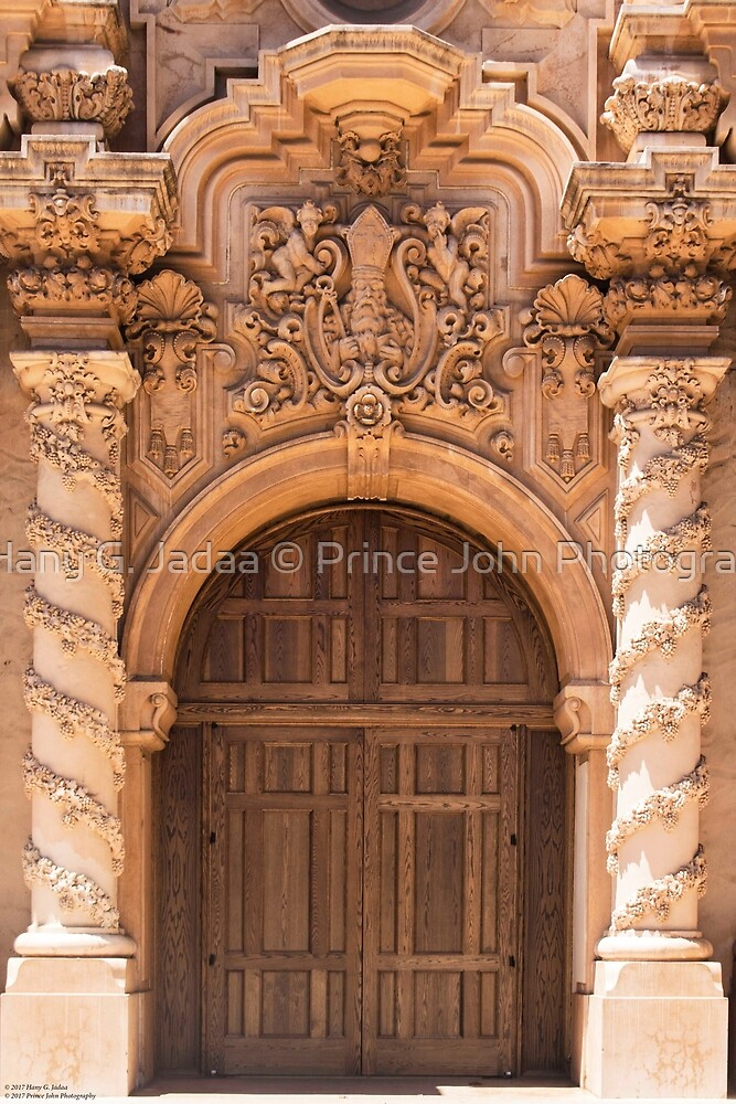 Casa Del Prado Theater - Architectural Details - 1 © by © Hany G. Jadaa © Prince John Photography