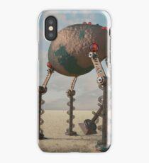 Steampunk AT-AT Avocado iPhone Case/Skin