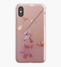 Harry Styles - pink flowers iPhone Case/Skin