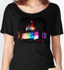 Pride Night, San Francisco City Hall - June 2015 Relaxed Fit T-Shirt
