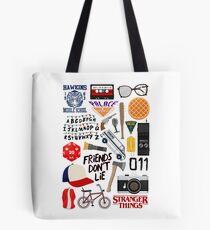 Stranger Things Tote Bag
