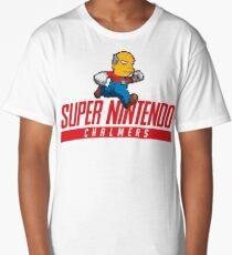 Super Nintendo Chalmers Long T-Shirt