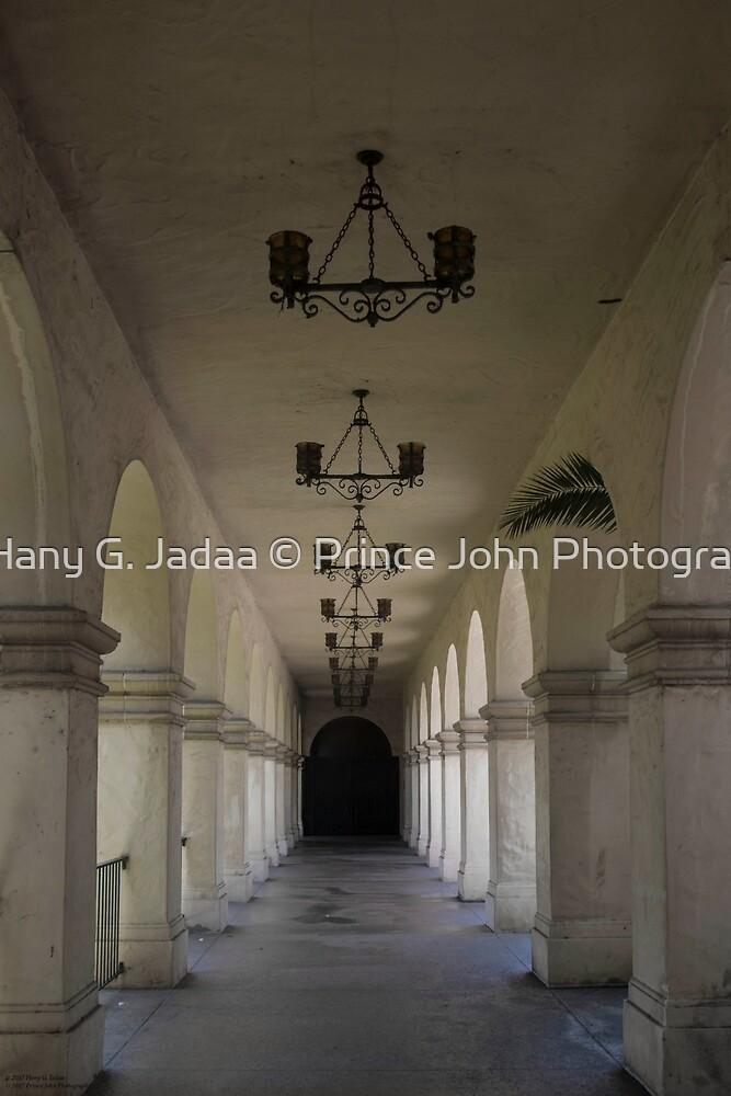 Walking The Hallways At Balboa Park - 1 © by © Hany G. Jadaa © Prince John Photography