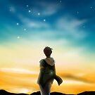 Beautiful Night_Lance McClain by Artypants1017