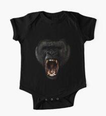 Funny Gorilla Kids Clothes