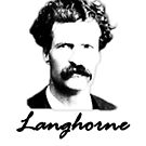 Samuel Langhorne Clemens (Mark Twain) by samohtbackwards