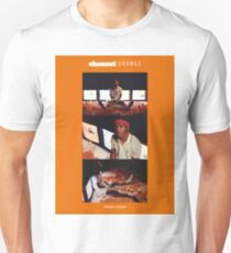 C. ORANGE Slim Fit T-Shirt