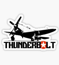 P47 Thunderbolt Sticker