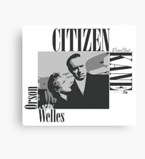 Citizen Kane - Rosebud... Canvas Print