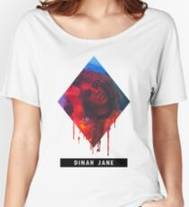 "Fifth Harmony - ""DOWN"" Dinah Jane Women's Relaxed Fit T-Shirt"