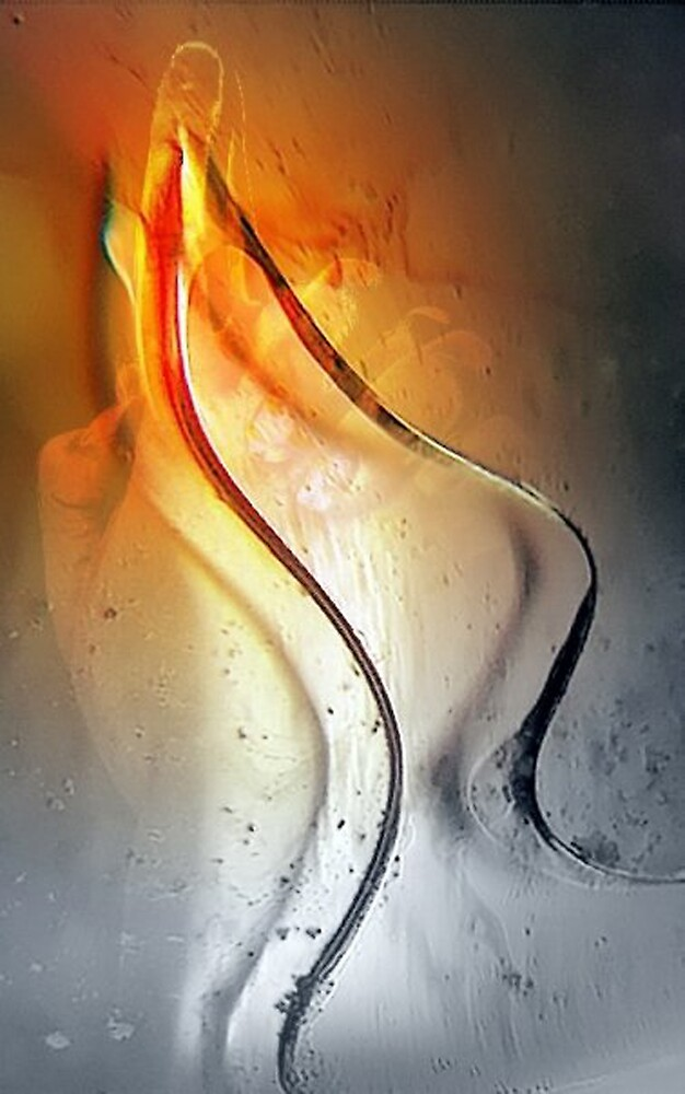 Hands and Fire by Georg Sandgren