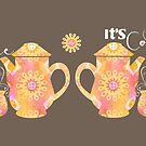 Its Coffee Time by Lesley Smitheringale
