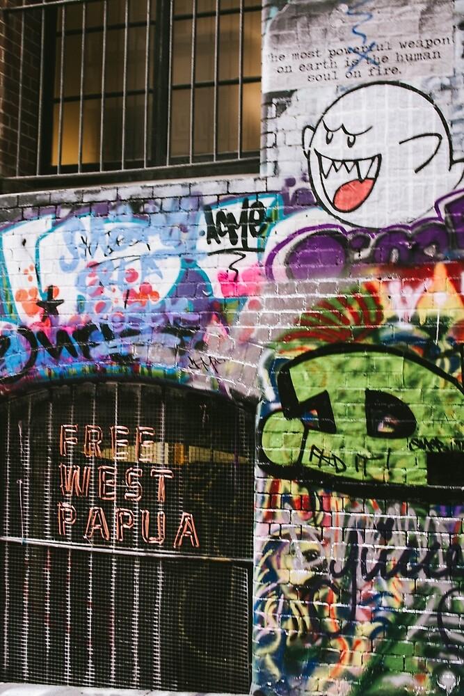 Graffiti  by banna17