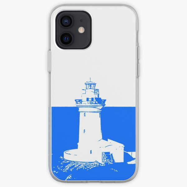 Lighthouse - South Solitary Island iPhone Soft Case