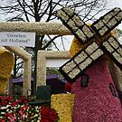 Flower Parade - Greetings from Holland by Anne-Marie Bokslag