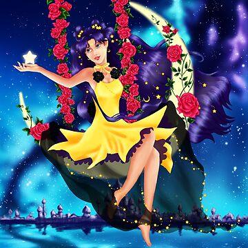 Princess Luna  by SyrazelNytRose