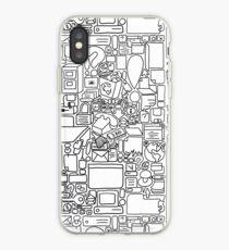 many tasks never finished iPhone Case