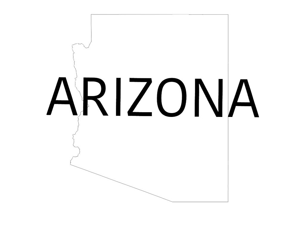 Arizona by Maggie Arms