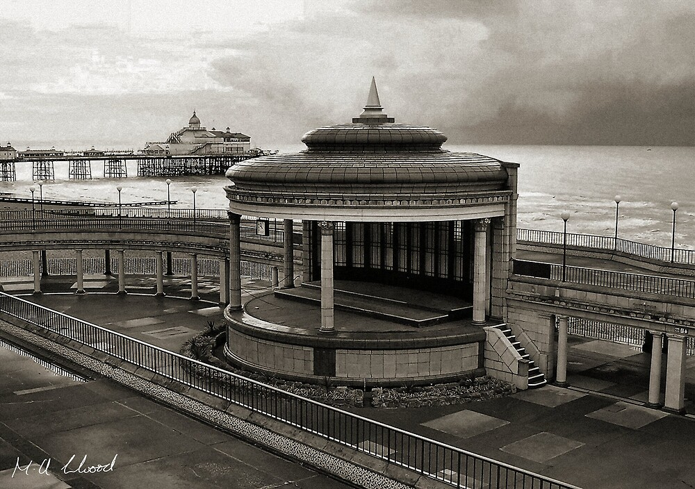 Eastbourne Bandstand by Martin Kirkwood (photos)