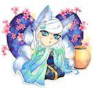 Seiya-Ko by SyrazelNytRose