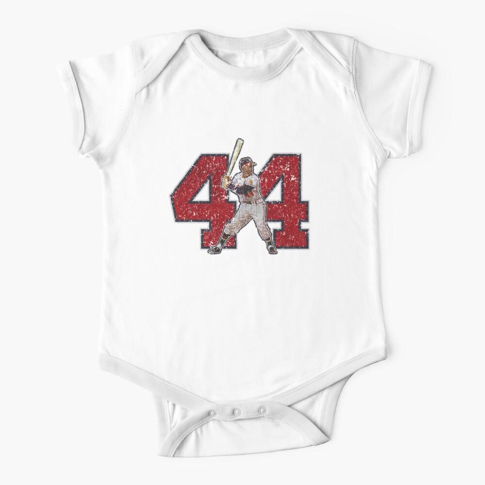 44 - Hammerin Hank (vintage) Baby One-Piece