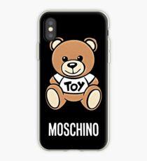Moschino bear iPhone Case