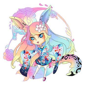 Sya's Kimono by SyrazelNytRose