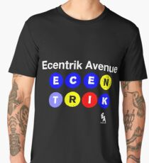 Ecentrik Avenue Men's Premium T-Shirt