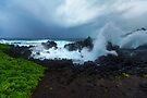Crashing Wave by photosbyflood