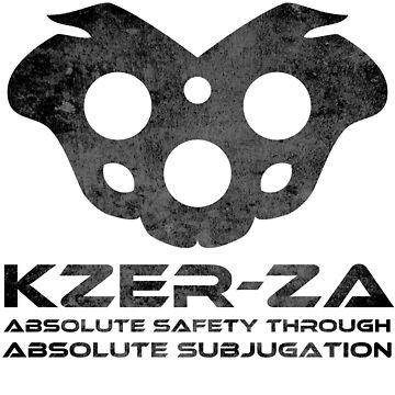 KZER-ZA Black by TalenLee