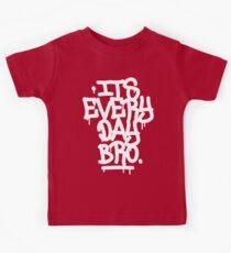 It's Everyday Bro Jake Paul Team 10 T-Shirt Kids Clothes