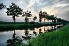 A Summers Evening by Jo Nijenhuis