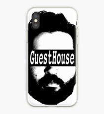 GuestHouse Face Logo  iPhone Case