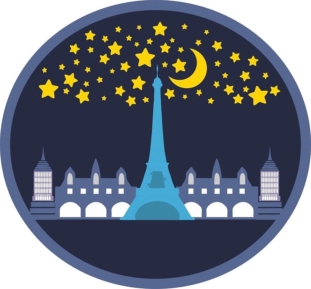 PARIS NIGHT by dianisn