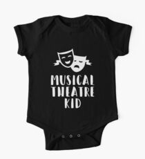 Musical Theatre Kid Kids Clothes