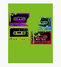 Tape Photographic Print