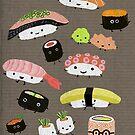 Sushi Party by Jenn Inashvili