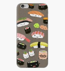 Sushi Party iPhone Case